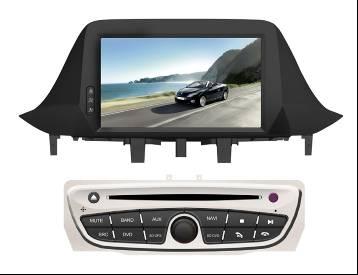 Штатное головное устройство Renault Megane 3 / Fluence TID-8959