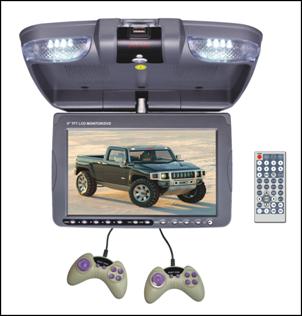 Потолочный монитор для автомобиля TRM-9500N