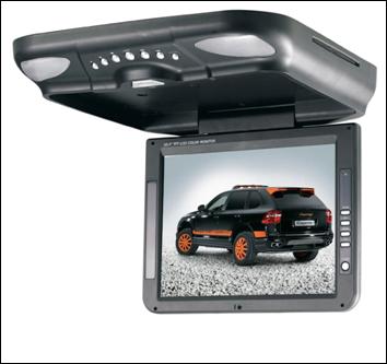 Потолочный монитор для автомобиля TRM-104D