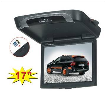 Потолочный монитор для автомобиля TRM-1718D