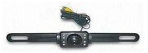 Универсальная камера заднего вида для автомобиля TCM-004
