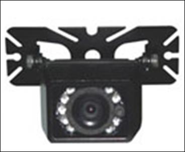 Универсальная камера заднего вида для автомобиля TCM-012