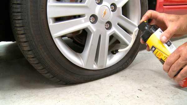Герметик для автомобильных шин – Герметик для быстрого ремонта ...
